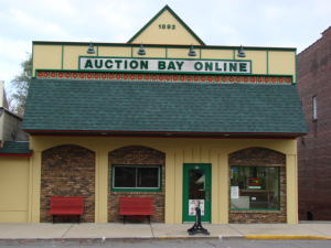 Auction Bay After