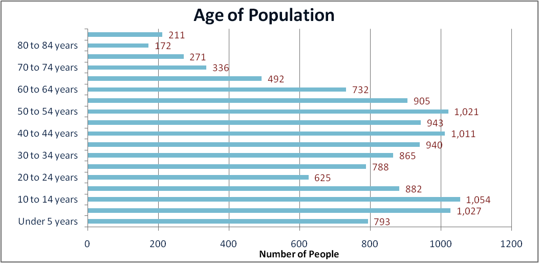 Age of Population