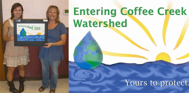 Watershed Sign Contest Winner